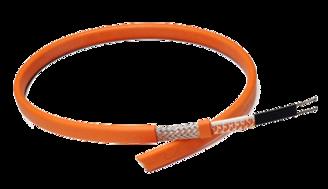 Raychem EM-EM2-XR pašregulējošs apsildes kabelis