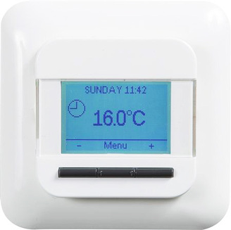 Raychem NRG-DM underfloor heating thermostat