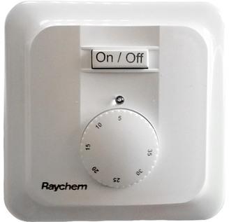 Zemgrīdas apsildes termostats Raychem R-TE